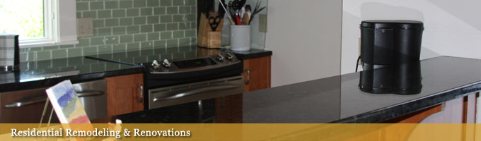 Click here to see Residential Remodeling and Renovations
